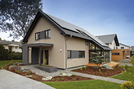 Passive house by FingerHaus GmbH