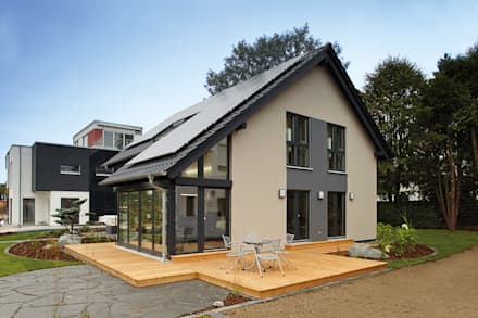 Passive house by FingerHaus GmbH