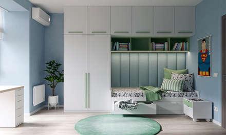 Boys Bedroom by Dinastia Designs