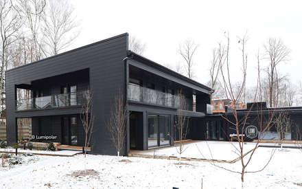 Дом Blackberry 444: Деревянные дома в . Автор – LUMI POLAR