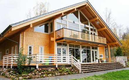 Rumah kayu by LUMI POLAR