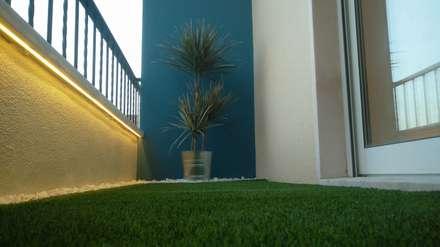 Viver com prazer by CREATIVE COLOR LDA.: Jardins zen  por Creative Color Lda.