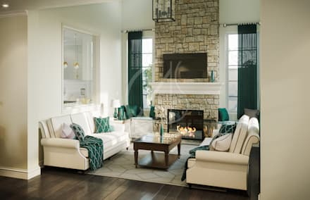Country style living room ideas & inspiration | homify