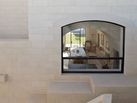 Masseria La Conchiglia _ I Patii: Villa in stile  di architetto stefano ghiretti