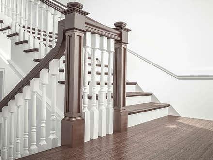 Stairs by qoD.design архитектурная мастерская