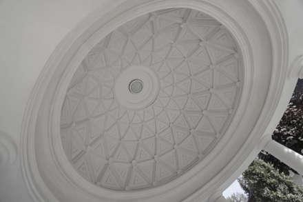 ротонда с деревянным куполом: Деревянные дома в . Автор – qoD.design архитектурная мастерская
