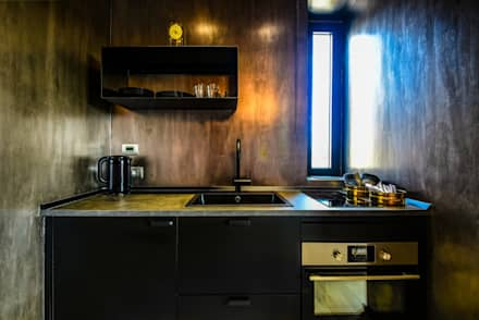 Kitchen units by Arabella Rocca Architettura e Design