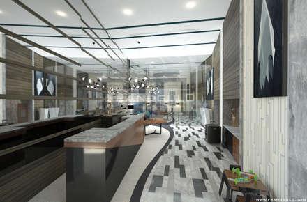 Концепт №2. VIP ZONE В ОТЕЛЕ MRIYA RESORT & SPA: Гостиницы в . Автор – Frandgulo