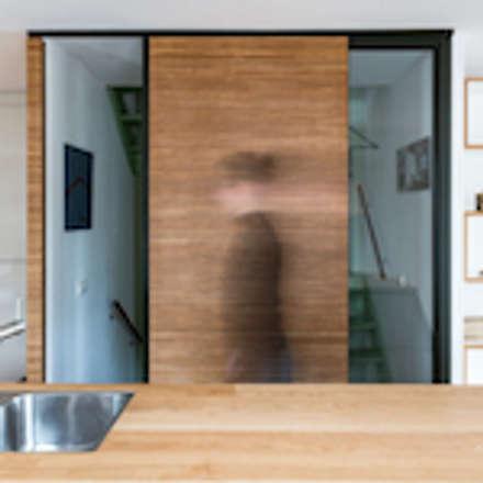 De nieuwe schuifdeur:  Sliding doors by B1 architectuur