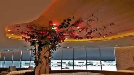 Restaurantes de estilo  por TC Arquitetura por Tereza Costa