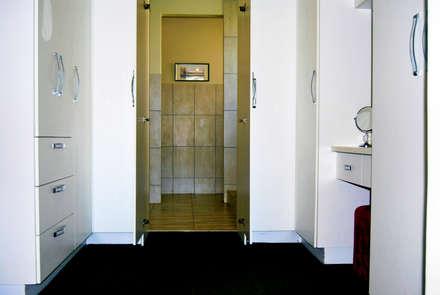 Jax Meyer Kitchen & BIC's: minimalistic Bedroom by Capital Kitchens cc