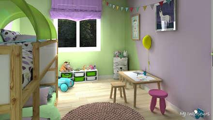 Chambre d\'enfant moderne: Idées | homify