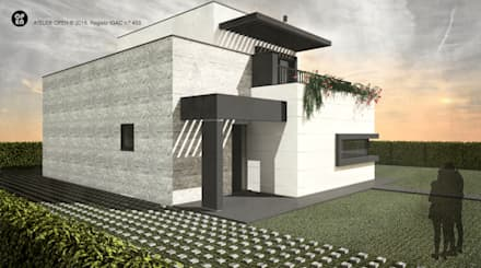 Multi-Family house by ATELIER OPEN ® - Arquitetura e Engenharia