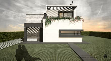 Villas by ATELIER OPEN ® - Arquitetura e Engenharia