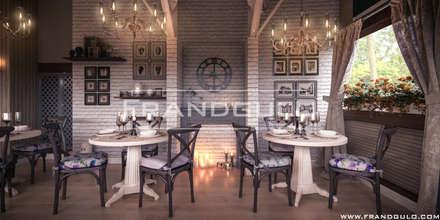Locales gastronómicos de estilo  por Frandgulo