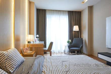 moderne Schlafzimmer von Archifix Design