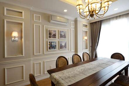 Moderne Esszimmer Von Archifix Design