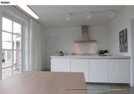 Minimalistisch Interieur Serre : Minimalistische keuken ideeën en inspiratie homify