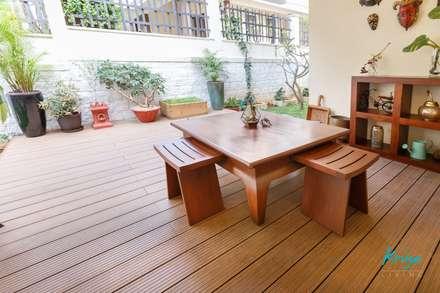 Classic Revive - Prestige Oasis:  Villas by KRIYA LIVING