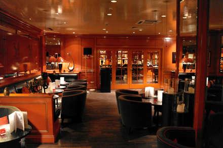 Bar:  Hotels von Meyerfeldt Architektur & Innenarchitektur