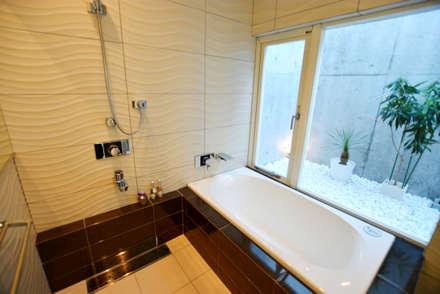 浴室: Style Create   有限会社 秀林組が手掛けた浴室です。