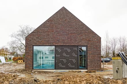 :  Detached home by JADE architecten