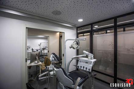 Clínica Dentária PCMFG : Clínicas  por Esquissos 3G