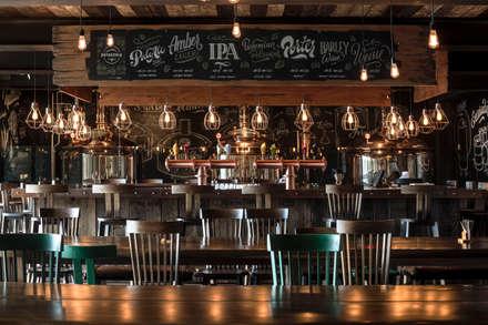 Bares y Clubs: Diseños y decoración   homify