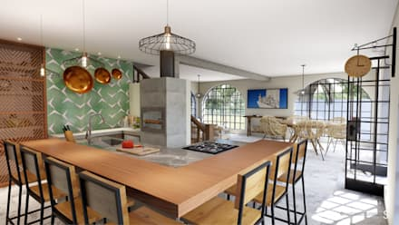 Unit dapur by realizearquiteturaS