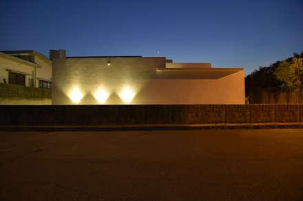 外壁: Style Create   有限会社 秀林組が手掛けた壁です。
