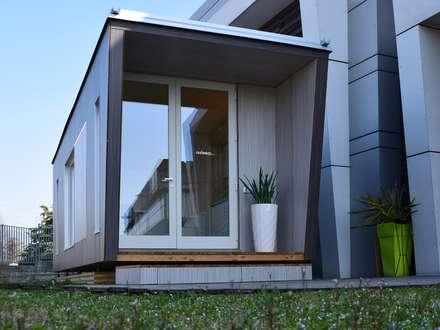 Hotel design e decorazione homify for Suite prefabbricata