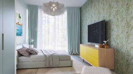 skandinavische einrichtungsideen design bilder homify. Black Bedroom Furniture Sets. Home Design Ideas