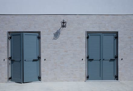 Prefabricated home by Spazio Positivo