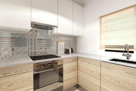scandinavian Kitchen by Homestories