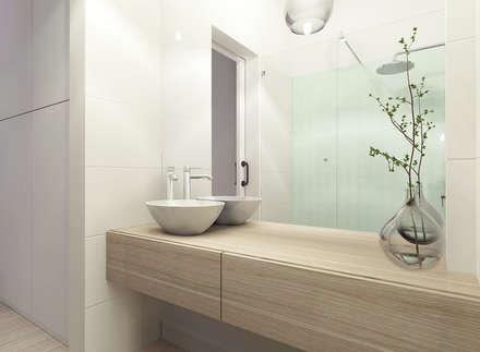 Baños de estilo escandinavo por Homestories