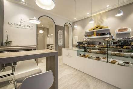 Pasteleria Dolce vita: Bares y Clubs de estilo  de Arkin