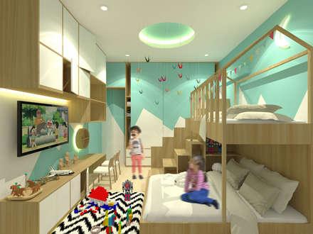 Moderne Kinderzimmer Von SEKALA Studio