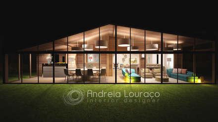 Novo Projecto a apresentar Brevemente...: Jardins de Inverno modernos por Andreia Louraço - Designer de Interiores (Contacto: atelier.andreialouraco@gmail.com)