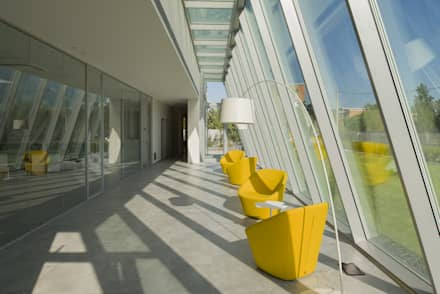 Зимние сады в . Автор – Studio Associato Sezione d'Architettura