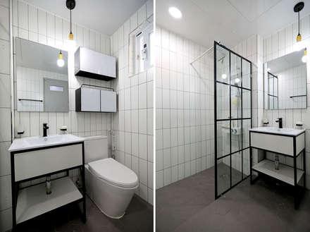 욕실: 하우스톡의  화장실
