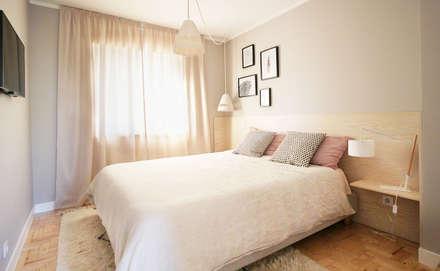 scandinavian Bedroom by Homestories