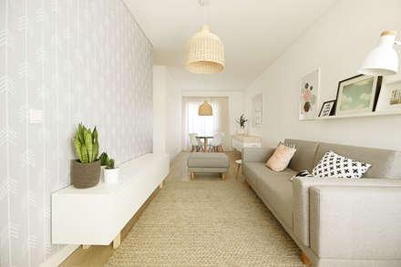 Ruang Keluarga by Homestories