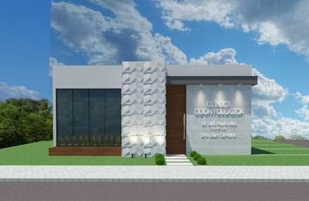 Klinik by Laís Dantas Arquitetura & Interiores