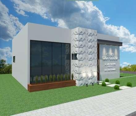 Clinics by Laís Dantas Arquitetura & Interiores