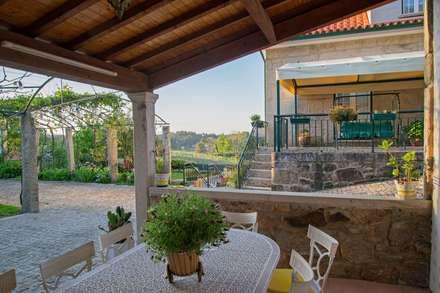 Quinta da Uba - Monção - Portugal: Hotéis  por jorge marcoa photo
