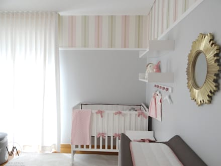 Baby room by Paloma Agüero Design