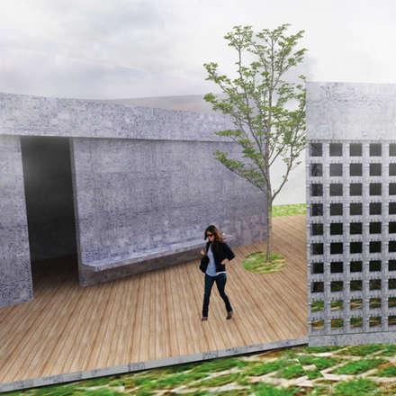 Event venues by Panapaná • Estúdio de Projetos