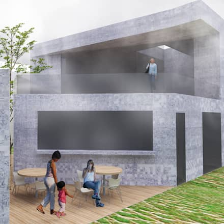 Veranstaltungsorte von Panapaná • Estúdio de Projetos