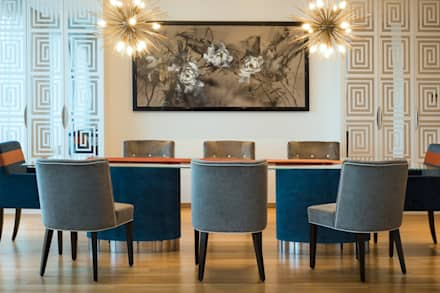 Grange Road: modern Dining room by Design Intervention