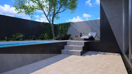 F_House: Бассейн в . Автор – SVPREMVS